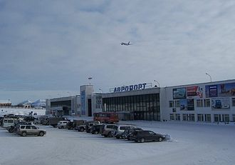 Magadan - Magadan airport