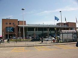 Sala Fumatori Aeroporto Palermo : Aeroporto di treviso santangelo wikipedia