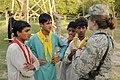 Afghan boy scouts with PRT Nangarhar officers DVIDS305785.jpg