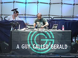 A Guy called Gerald al DEMF nel 2007