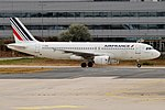 Air France, F-HBNI, Airbus A320-214 (30334226087).jpg