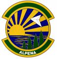 Air National Guard Combat Readiness Training Center (Alpena) emblem.png