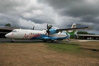 Air Vanuatu National airline of Vanuatu, founded in 1981