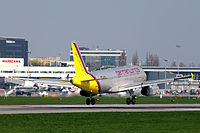 D-AGWJ - A319 - Eurowings