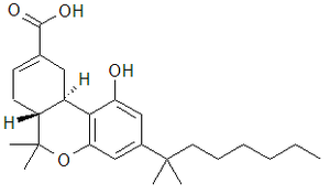 Ajulemic acid