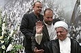 Akbar Hashemi Rafsanjani in Qom (21 8503150186 L600).jpg