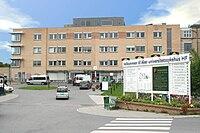 Aker uni.sykehus Sinsen - Hovedinngang 2008 - IMG 7750.jpg