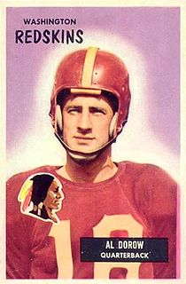 Al Dorow American sportsperson and gridiron football player