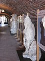 Alba Carolina Fortress 2011 - Original Statues.jpg