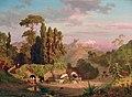 Albert Bierstadt - 'View of Subiaco, Italy', 1859, High Museum.JPG