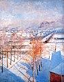 Albert Edelfelt Paris in Snow 1887.jpg