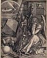 Albrecht Dürer - Melancolia I - Google Art Project.jpg