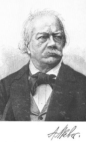 Albrecht Weber - Image: Albrecht Friedrich Weber