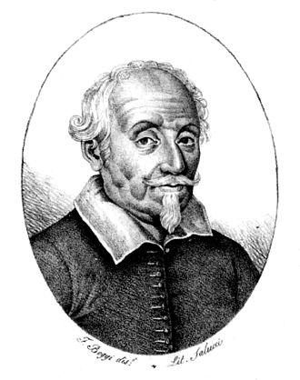 Alessandro Tassoni - A portrait of Alessandro Tassoni