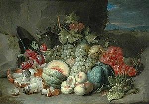 Alexander Coosemans - Fruit piece