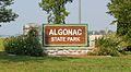 Algonac State Park entrance sign.jpg