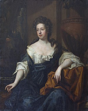 Sir John Brownlow, 3rd Baronet - John Brownlow married Alice Sherard in 1676.