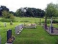All Saints Church, Hilborough, Norfolk - Churchyard - geograph.org.uk - 854645.jpg