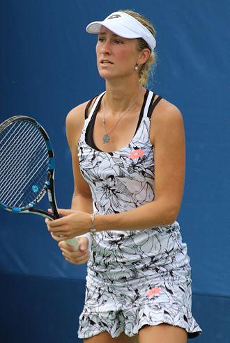 Denisa Allertová - Allertová at the 2016 US Open