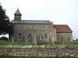 Allhallows, Kent - Image: Allhallows Church 5038