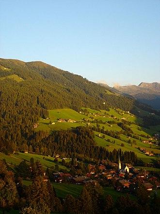 Alpbach - Image: Alpbach sommer