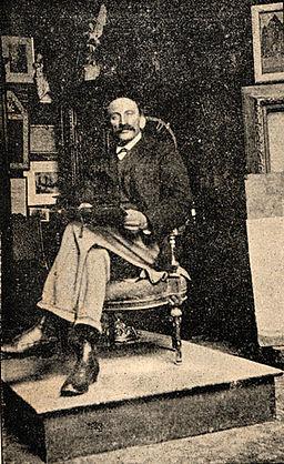 Alphonse Lévy en 1895