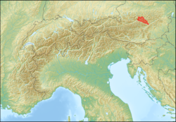 Alps location map (Ennstaler Alpen, AVE).png