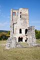 Alsódörgicse, ruin of medieval church-6.jpg
