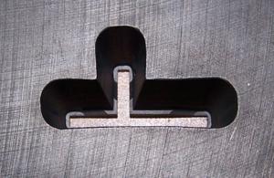 Bismuth bronze - Image: Aluminium extrusion die closeup
