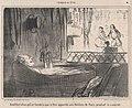 Amélioration qui ne tardera pas a être apportée aux théâtres de Paris pendant la canicule., from Croquis d'Été, published in Le Charivari, August 16-17, 1859 MET DP876786.jpg