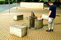 Am Bache in Anderten Hannover; Trinkwasser-Brunnen, gestiftet u.a.vom Freundeskreis Anderten für unsere Jüngsten, ebenso wie dieses Foto.jpg