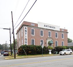 The American Telephone and Telegraph Company Building