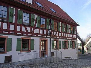 Ammerbuch - Castle Ammerbuch-Pfäffingen