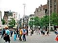 Amsterdam, the Dam Square.JPG