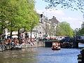 Amsterdam - Koninginnedag 2012 - Herengracht bridge.JPG