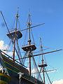 Amsterdam - VOC Ship Amsterdam at the Nederlands Scheepvaartmuseum 06.JPG