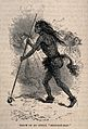 An Indian medicine man or shaman with elaborate body paintin Wellcome V0015985.jpg