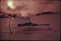 An Old-Fashioned Hay Rake, Once Pulled by Powerful Horse Teams ..., 03-1974 (3926092601).jpg