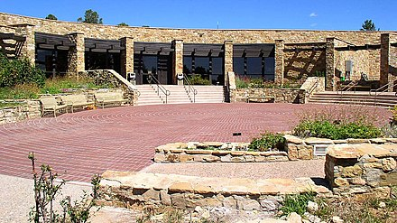 The Anasazi Heritage Center in Dolores Anasazi Heritage Center.jpg