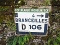Ancienne plaque Michelin à Curemonte, Corrèze (2020).jpg