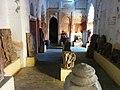 Ancient Sculptors in Rani Mahal Jhansi.jpg