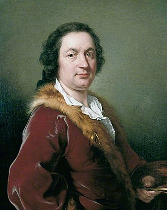 1743 in art - Image: Andrea Soldi, by Andrea Soldi