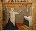Andrea di bartolo, caterina da siena tra quattro beate domenicane e scene delle rispettive vite, 1394-98 ca. (ve, accademia) 05 vanna da orvieto.jpg