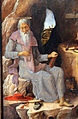 Andrea mantegna, san girolamo penitente nel deserto, 03.JPG