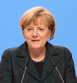 Angela Merkel CDU Parteitag 2014 by Olaf Kosinsky-28.jpg