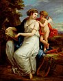 Angelica Kauffmann - Erato, the Muse of Lyric Poetry with a Putto.jpg