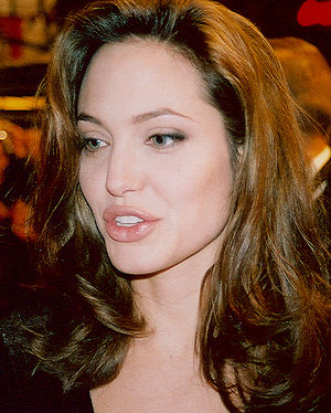Angelina Jolie - Jolie at the Cologne premiere of Alexander in December 2004