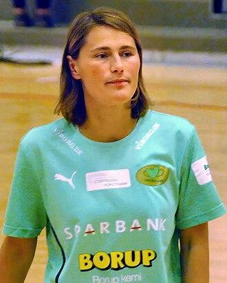 Anja Andersen - Image: Anja Andersen 20110907