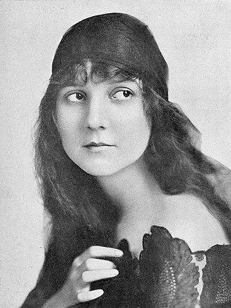 Ann Little - Little in 1916