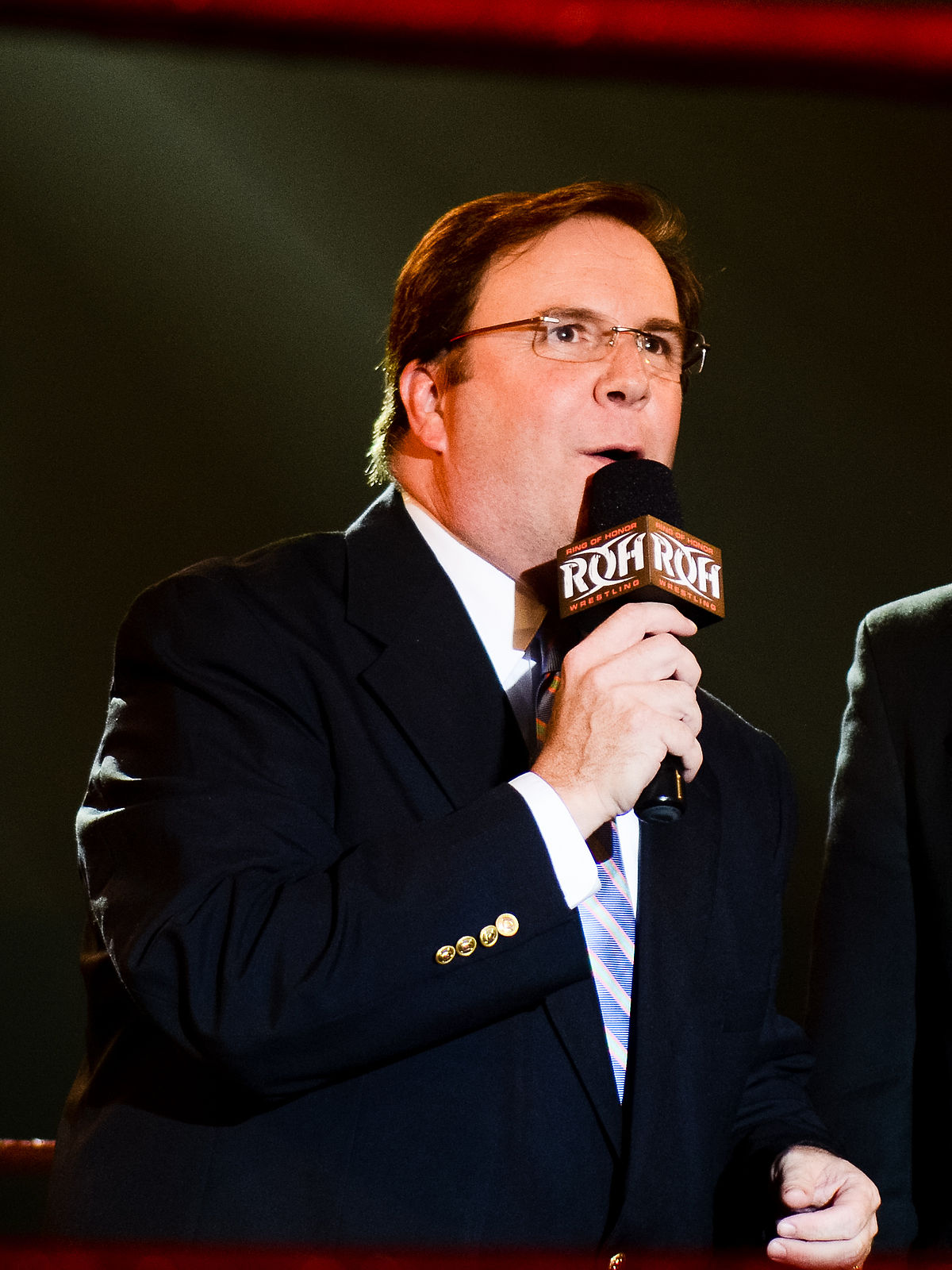 kevin kelly announcer wikipedia